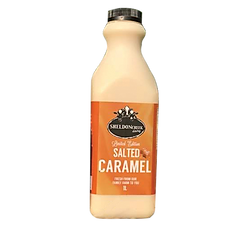 Salted Caramel Milk