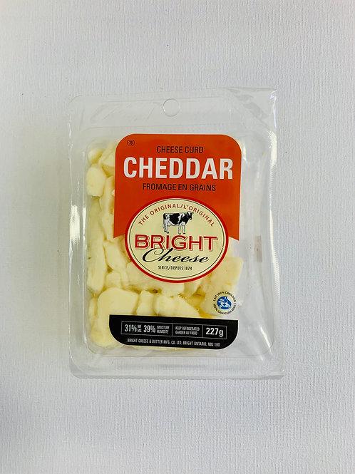 Cheese Curds White