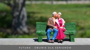 obuwie profilaktyczne dla seniora