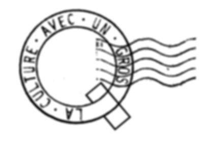 Logo la culture avec un gros Q