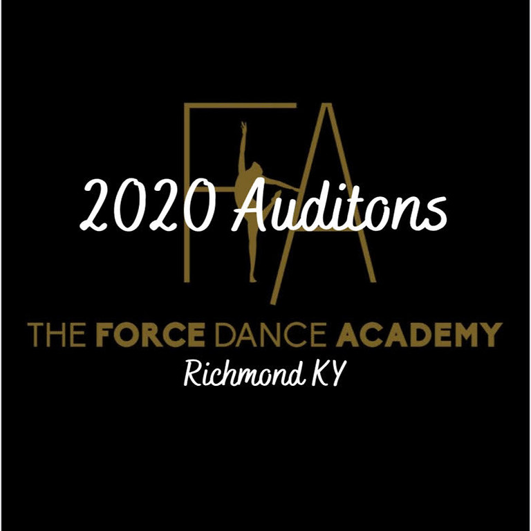 20/21 COMPETITOR AUDITIONS RICHMOND KY