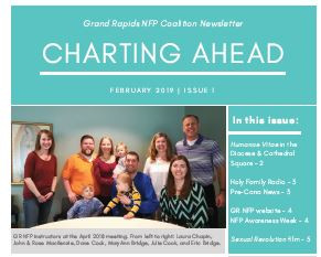 Charting Ahead - GR NFP Newsletter is Here!