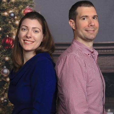 Dave & Julie Cook