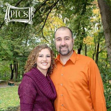 Jim & Amber Hiske