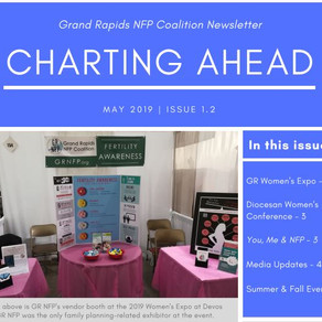 Charting Ahead - May 2019 issue published
