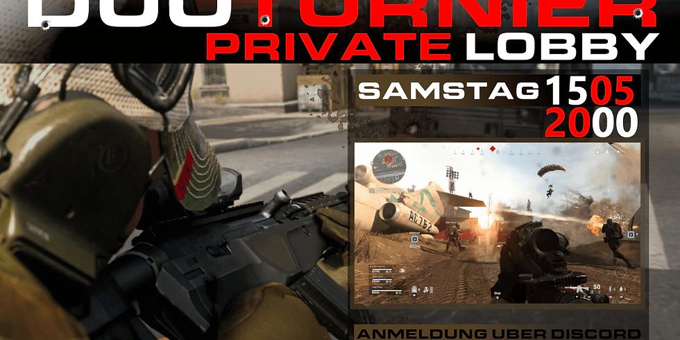 Private Lobby Duo Turnier