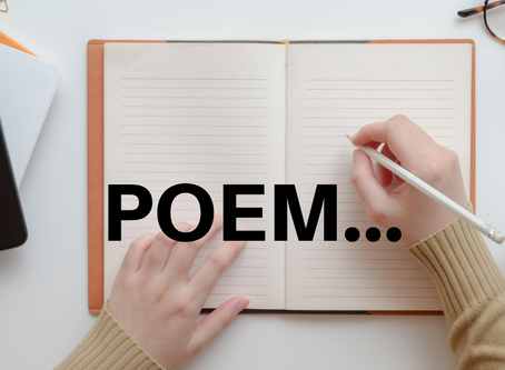How Poetry Has Helped Me
