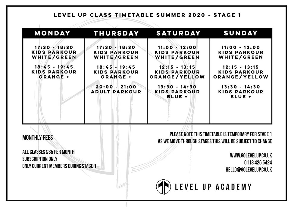 Level-Up-Timetable-Summer-2020---Stage-1