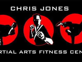 Partner Showcase - Chris Jones Martial Arts!