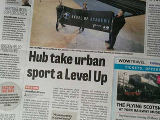 Level Up Academy in the news!