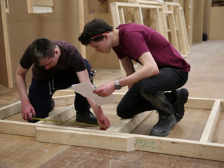 Level Up in partnership with Leeds College of Building