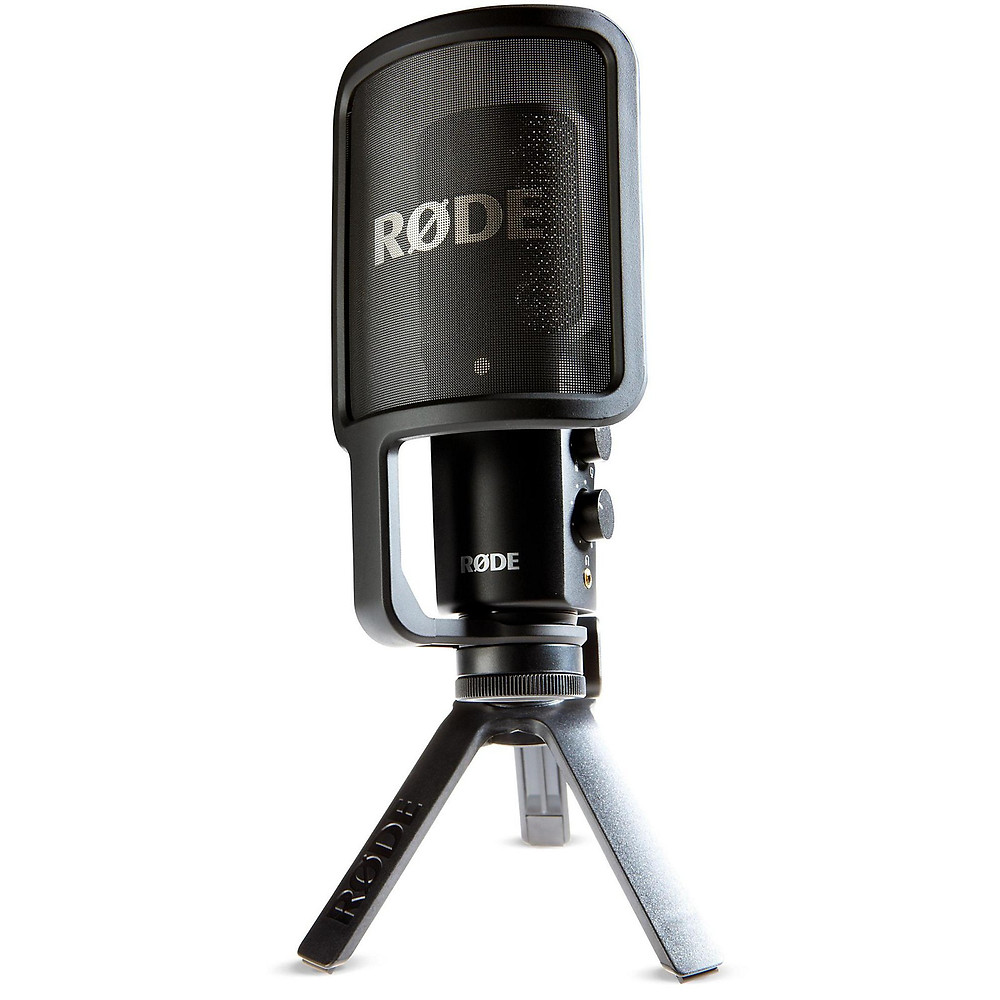 Rode NT-USB podcast microphone