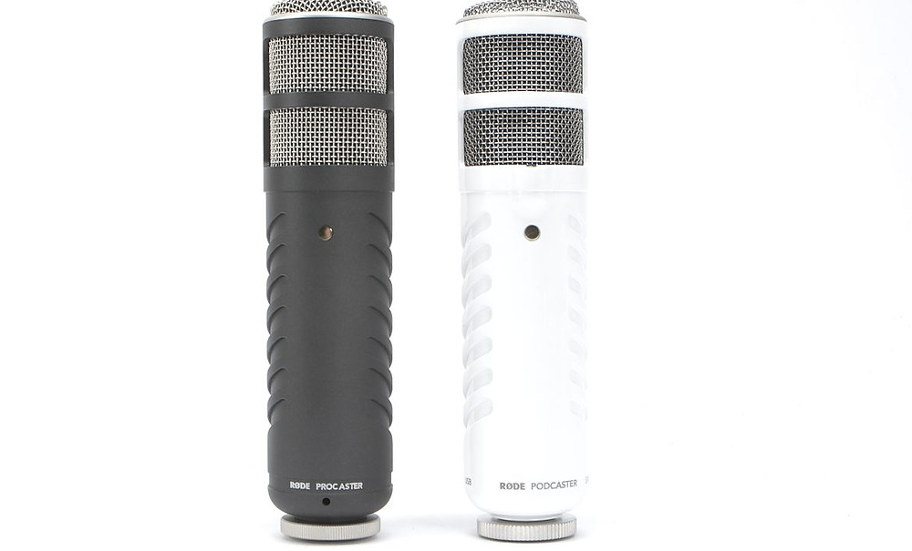 Rode podcaster vs procaster microphones for podcasting