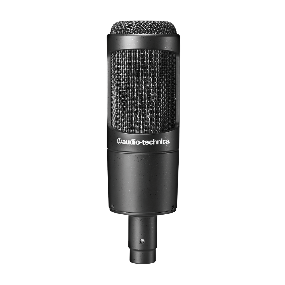 Audio Technica AT2035 podcasting microphone
