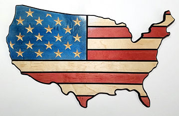 American Flag - Shape of USA.jpg