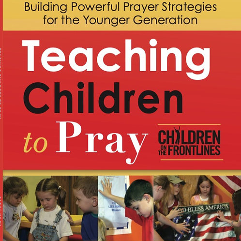 Teaching Children to Pray Book