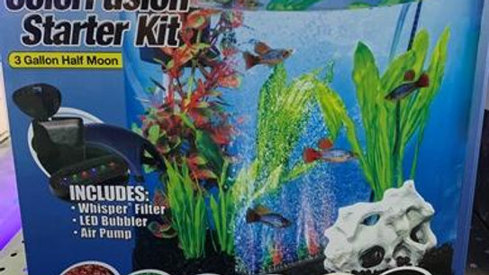 Tetra Color Fusion Starter Kit- 3 gal