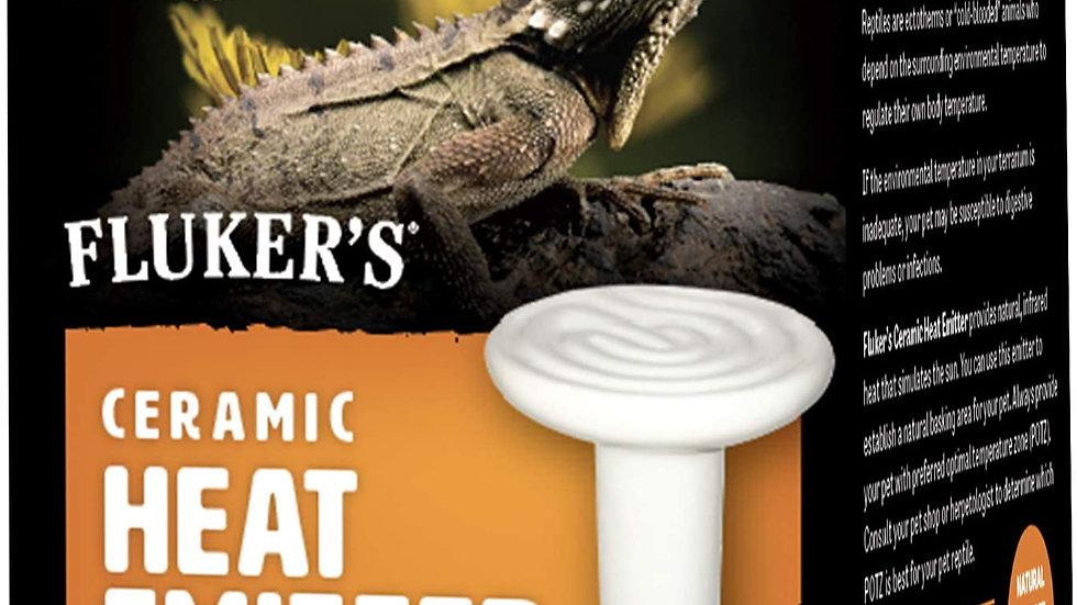 Fluker's Ceramic Heat Emitter- 100w
