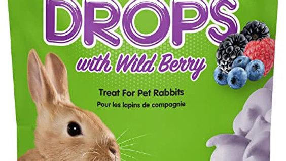 Vitakraft Drops for Rabbits- Wild Berry