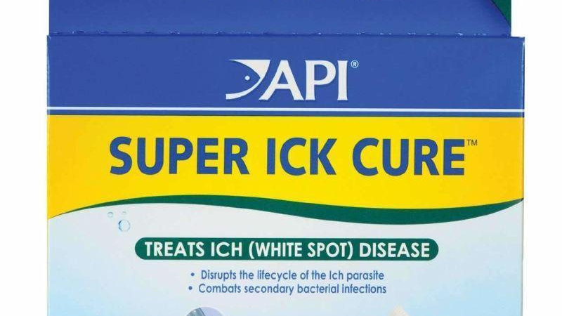 API Super Ick Cure- 10 packets