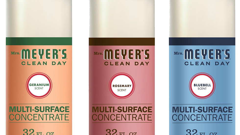 Mrs. Meyer's Clean Day Multi-Surface Cleaner Concentrate 32 oz- Lemon Verbena