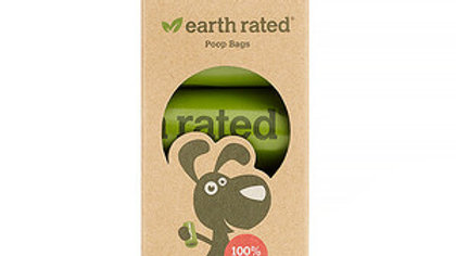 Earth Rated Scented Poop Bags -8 rolls