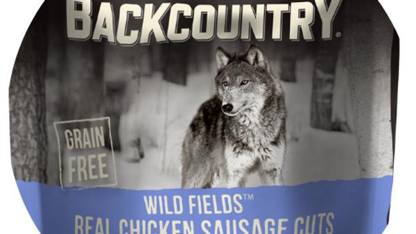 Merrick Backcountry Wild Fields Real Chicken Sausage Cuts Dog Treats