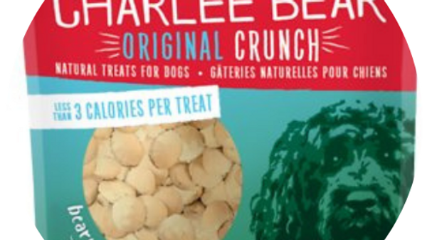 Charlee Bear Original Dog Treats- Cheese and Egg