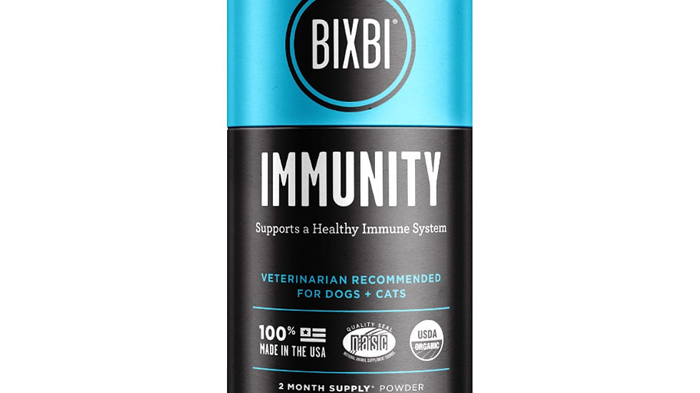 Bixbi Immunity Supplement for Dogs and Cats