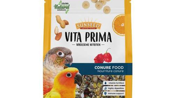 Sunseed Vita Prima Conure Food- 3lb