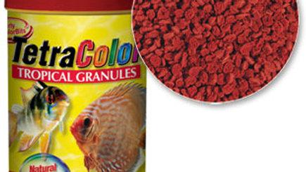 Tetra Color Tropical Granules Fish Food- 1.06 oz