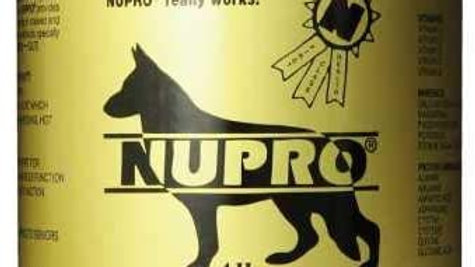 Nupro All Natural Dog Supplement- 5 lbs