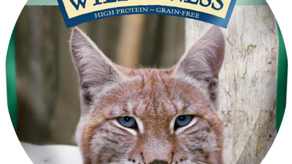 Blue Buffalo Wilderness Duck Cat Food- 7lbs