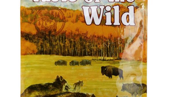 Taste of the Wild Grain Free High Prairie-  Bison -30 lbs.