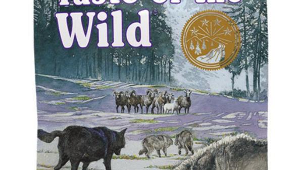 Taste of the Wild Grain Free Sierra Mountain- Lamb -30 lbs.