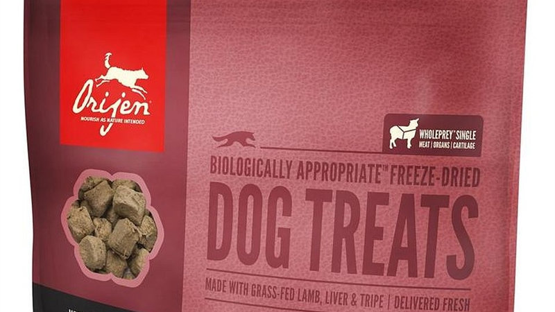 Orijen Lamb Dog Treats- 3.25 oz