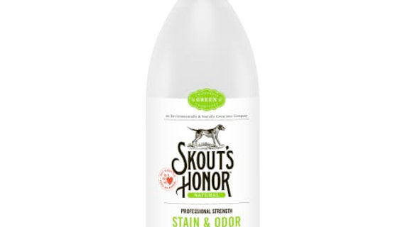 Skouts Honor Stain and Odor Remover -35 oz.