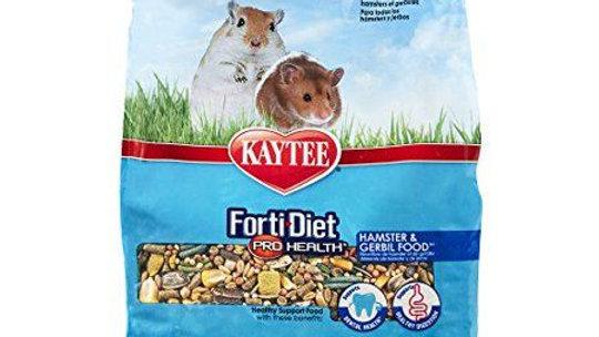 Kaytee Fortidiet Hamster & Gerbil Food- 3lbs