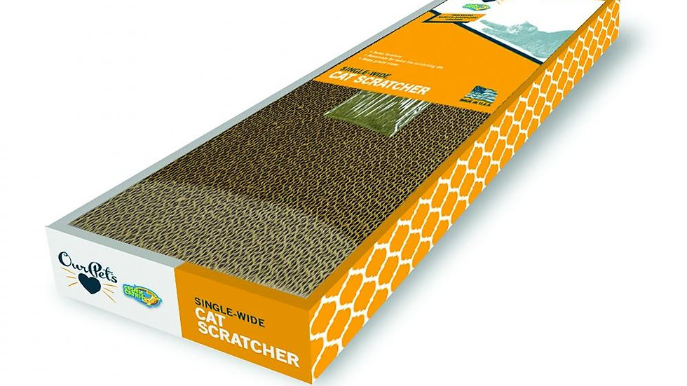 Our Pets Single Wide Cat Scratcher