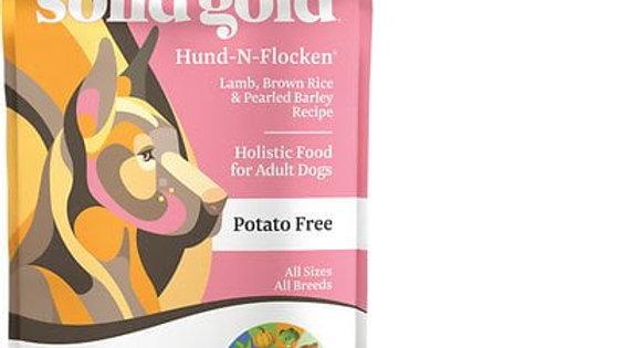 Solid Gold Dry Dog Food- Hund-N-Flocken- 28.5 lbs