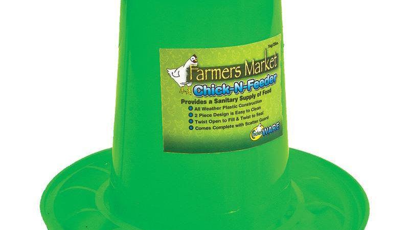 Farmers Market Chick-n-feeder