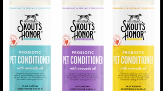 Skout's Honor Unscented Probiotic Pet Conditioner