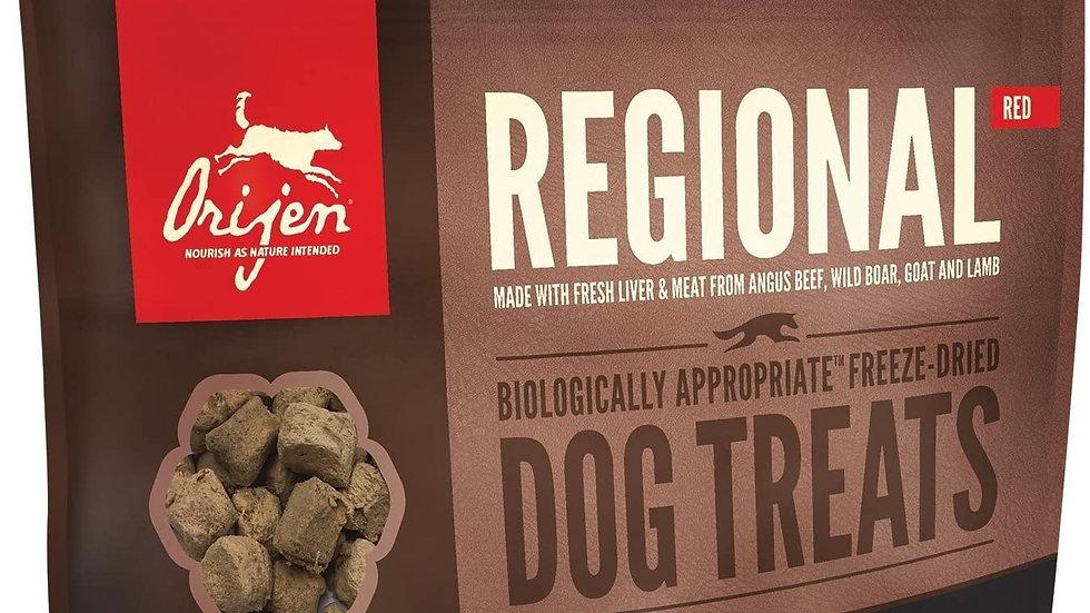 Orijen Regional Dog Treats- 3.25 oz