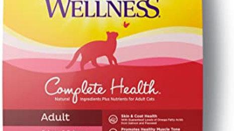 Wellness Salmon Adult Cat Food- 6lbs