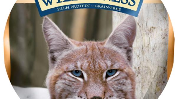 Blue Buffalo Wilderness Weight Control Chicken Cat Food- 7lbs