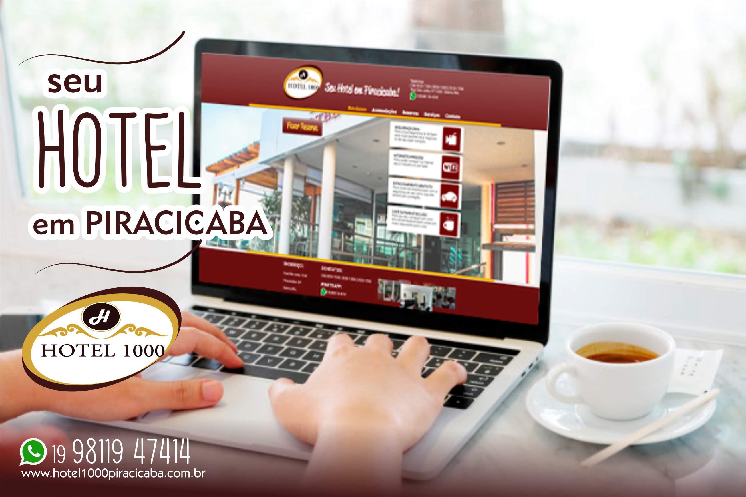 POSTAR Hotel1000-Piracicaba