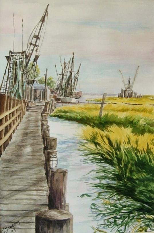 Shrimper's Wharf