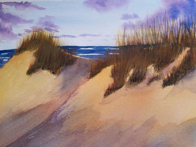 Autumn Dunes