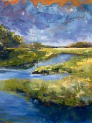 Peaceful Marsh