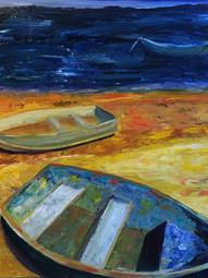 Beached Boats II